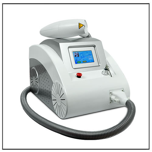 Q switch nd yag laser tattoo removal machine bls903 for Laser tattooing machines