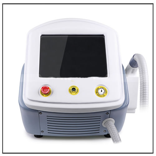 808nm Laser Freezing Painless Hair Removal Machine