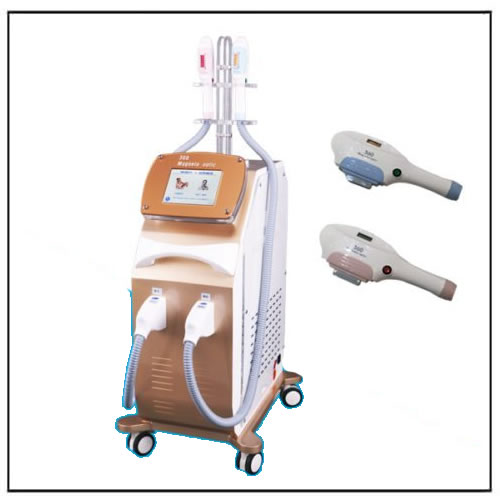 Magneto-Optical Rejuvenation Hair Removal Beauty Equipment