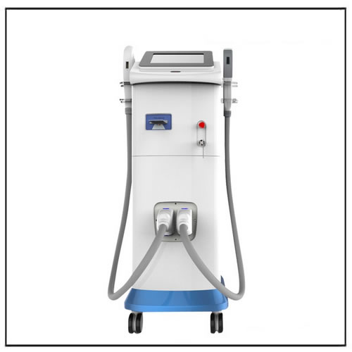 Strong Power Hair Removal Elight Laser Machine