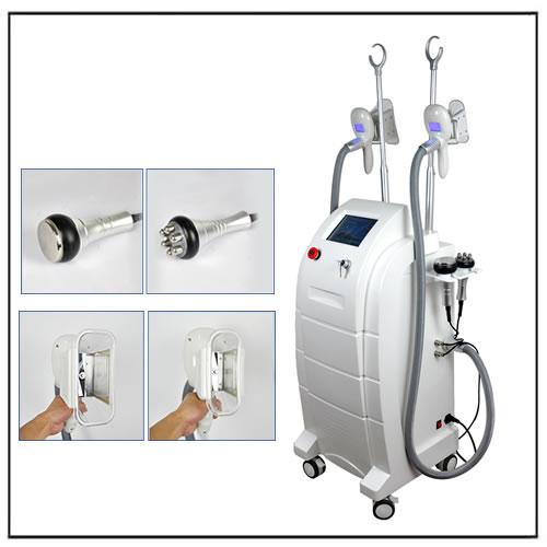 Cavitation RF Cryolipolyse Machine