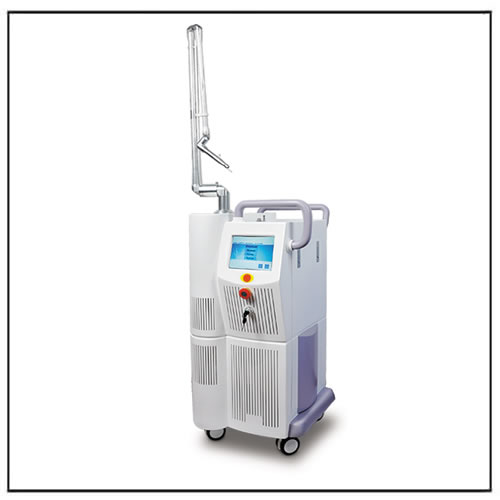 Fractional C02 Laser Beauty Machine