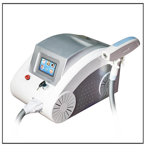 Portable Qswitch Nd yag Laser Removal Tattoo