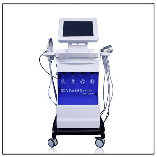 5 in 1 Hydra Water Dermabrasion RF Bio-lifting Spa Facial Machine