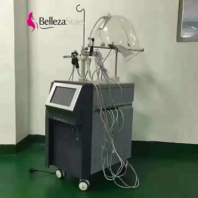 Hyperbaric Oxygen Facial Equipment Beauty Machine Supplier
