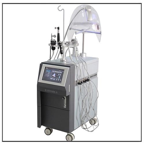 Hyperbaric Oxygen Facial Equipment