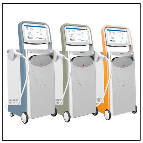 808nm Diode Laser Permanent Hair Removal System