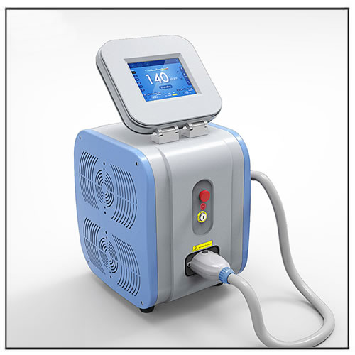808nm Hair Removal Diode Laser Machine System