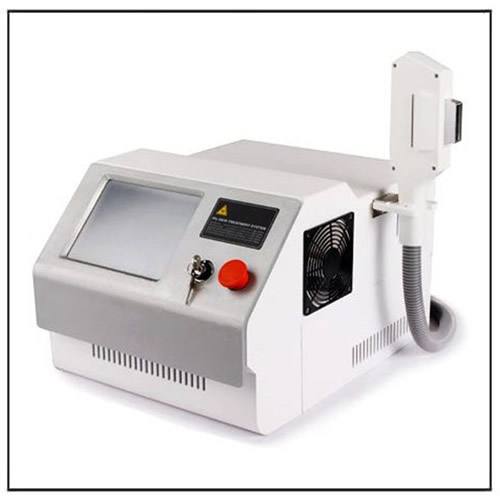 Skin Rejuvenation Hair Depilation IPL Laser Beauty Machine