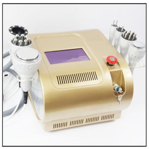 7 In1 40K Cavitation Ultrasonic Multipolar Rf Photon Slimming Machine
