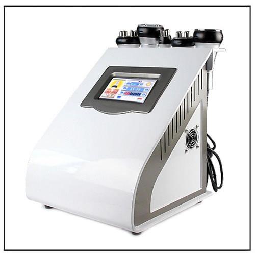 Bipolar Tripolar Multipolar RF Vacuum Cavitation Cellulite Machine