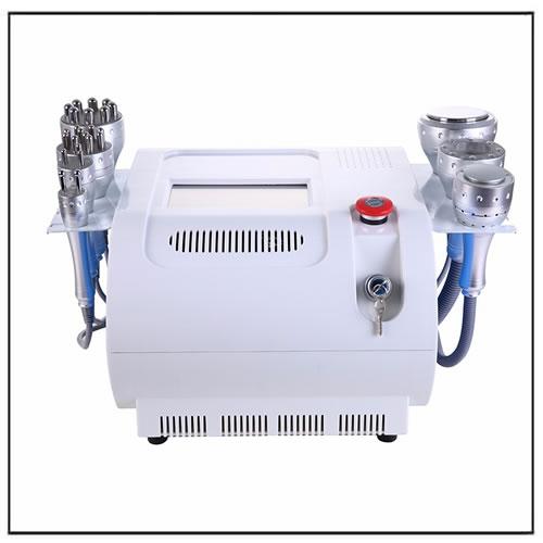 Multifunctional Ultrasonic Cavitation Lipolysis RF Vacuum Skin Care Machine