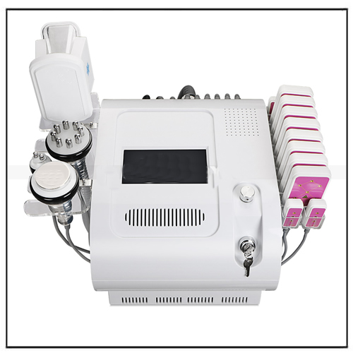40K Ultrasonic Cavitation Radio Frequency Frozen Fat Freeze Lipo Laser Machine