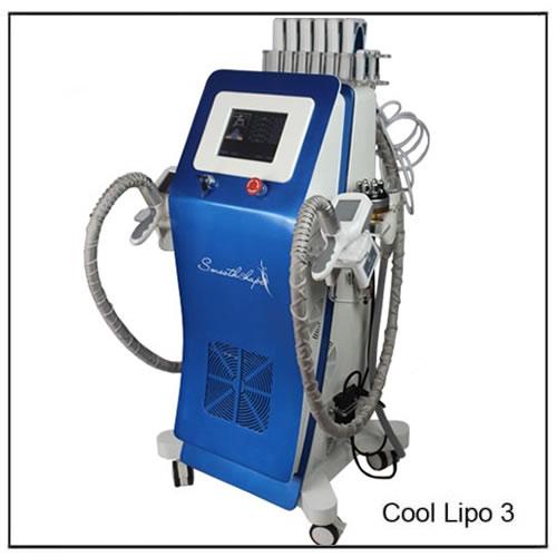 Body Vela Shape Cavitation Laser Cellulite Reduction RF Lipolysis Machine
