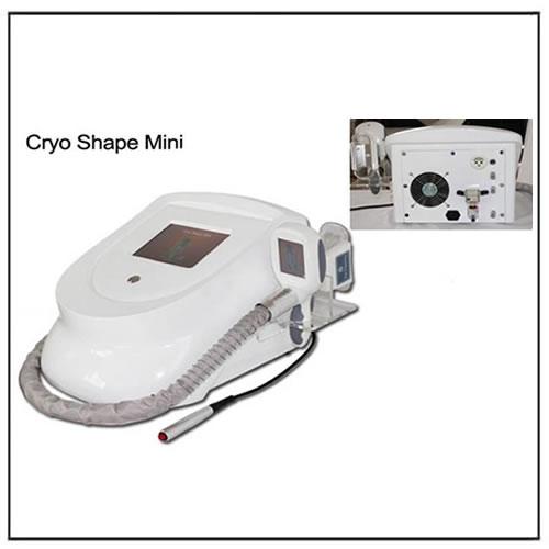 Cryoshape Mini Vacuum Cryogenic Liposuction Fat Freezing Machine
