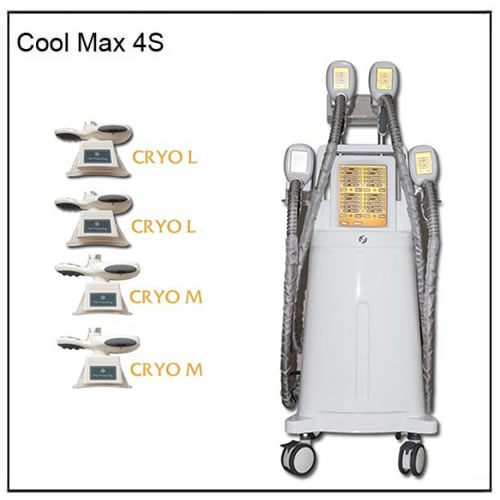 Cryotherapy Fat Freeze Cellulite Removal Machine