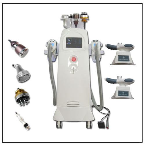 Liposuction Ultrasonic Cryolipolysis Body Slimming Equipment