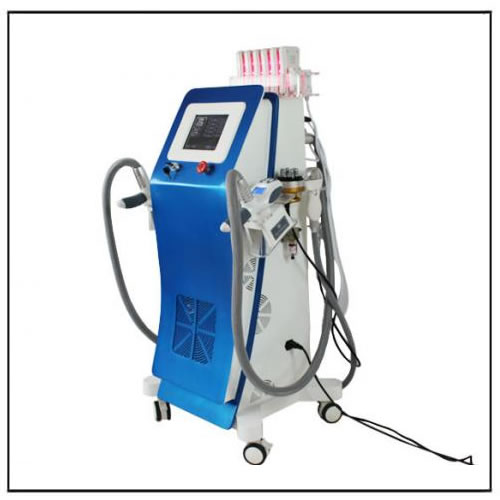 Smooth Shape Vertical Body Shaping Machine