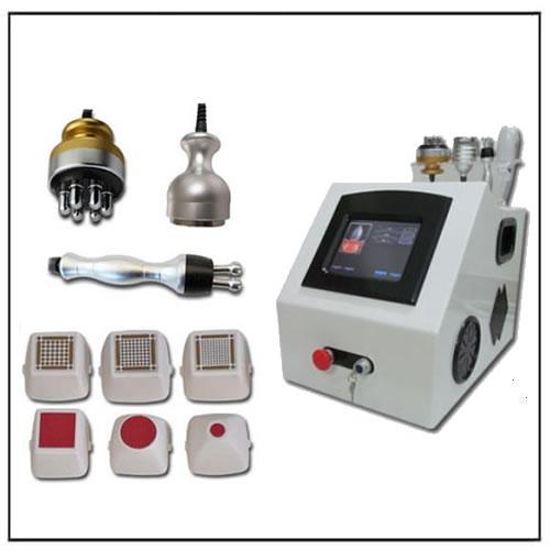 Multifunctional Skin Care Fractional RF Cavitation Machine