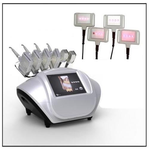 Non Invasive Lipo Laser Equipment For Body Cellulite Removal