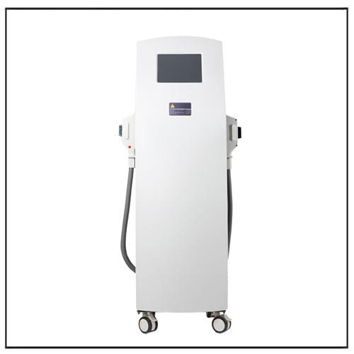 Permanent OPT Laser IPL SHR Hair Removal Machine