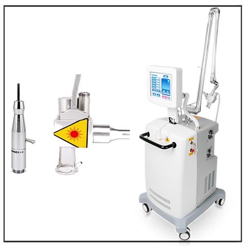 RF Co2 Laser Vaginal Rejuvenation Device