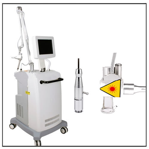 Vaginal Rejuvenation Co2 Laser Medical Instrument