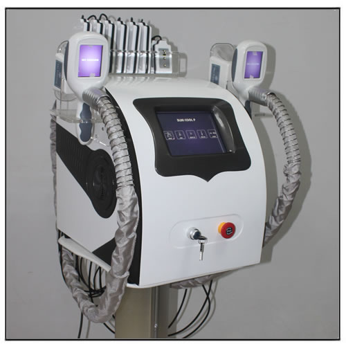 Cavitation RF Lipo Laser Cool Sculpting Machine