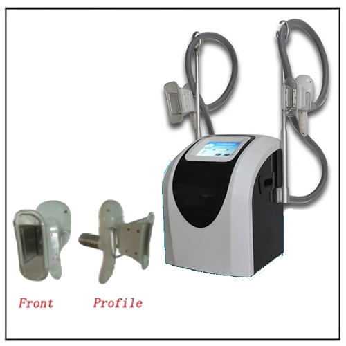 Doulbe Cryolipolysis Handles Cool Sculpture Body Slimming Machine