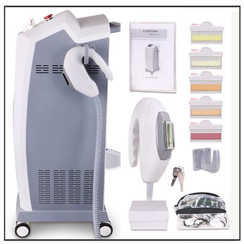 E-light IPL RF Laser Photo-rejuvenation Equipment