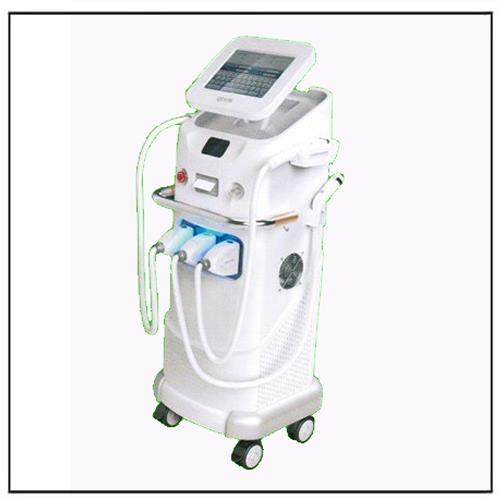 Laser Ipl RF Comfortable Individuel Acne Treatment Machine