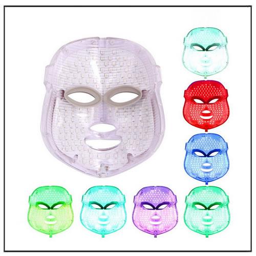 7 Colors Skin Rejuvenation LED Beauty Mask