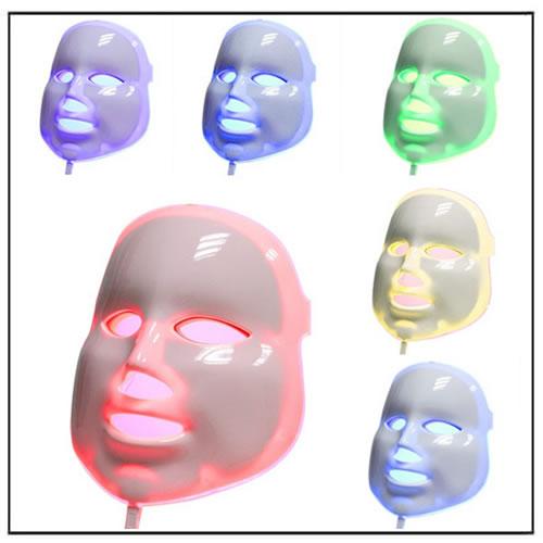 7 Light Colors Skin LED PDT Mask