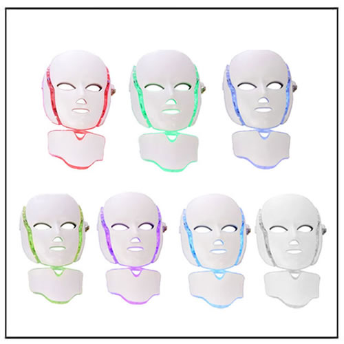 Face And Neck LED Mask