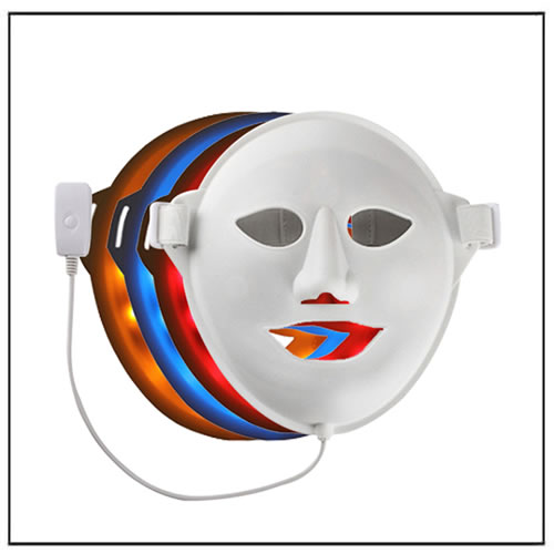 LED Facial Mask Light Photon Therapy System