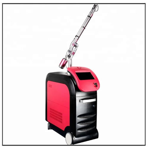 Nd Yag Laser Pico Second Tattoo Removal Equipment