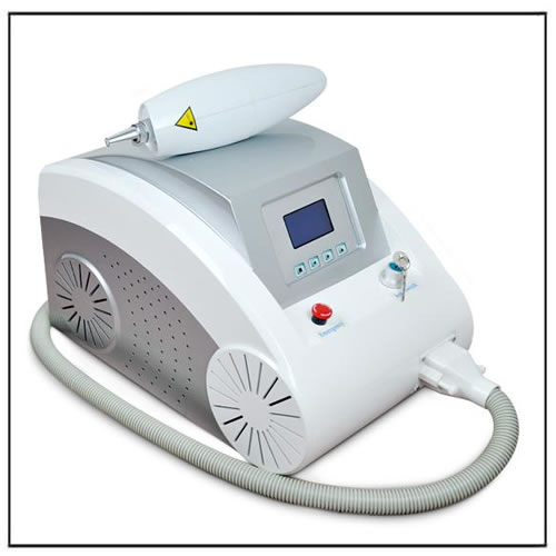 Nd yag Laser Tatoo & Eyebrow Removal Machine