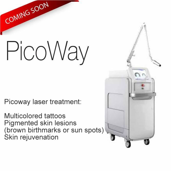 PicoWay Laser Treatment