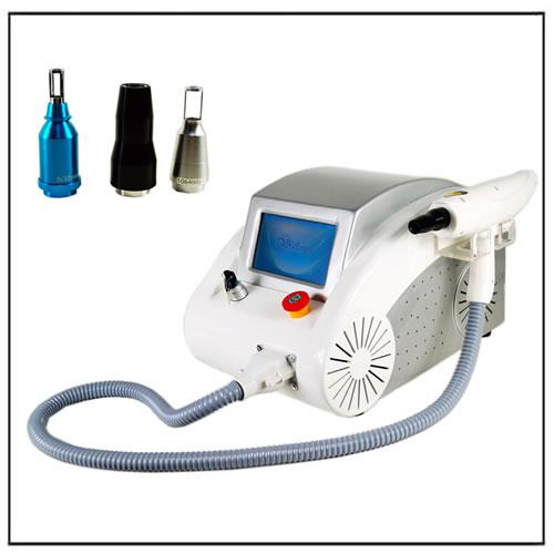 Portable Nd yag Laser Tattoo Removal Machine