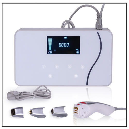 RF Skin Rejuvenation Face Lift Machine with 3 Heads