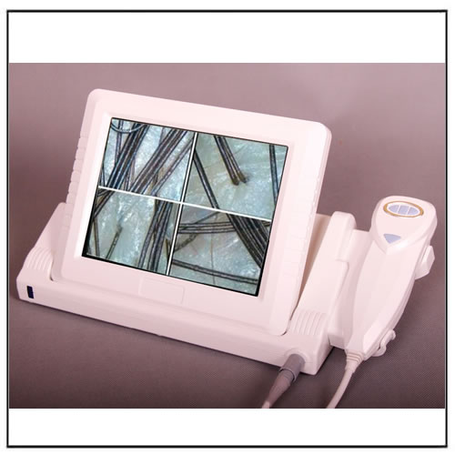 Portable Skin Analyzer Machine