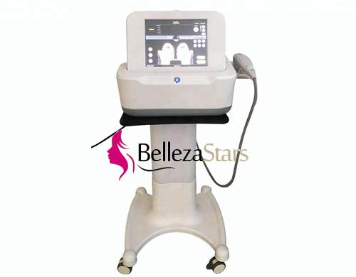 Portable small hifu hipro fat wrinkle removal machine