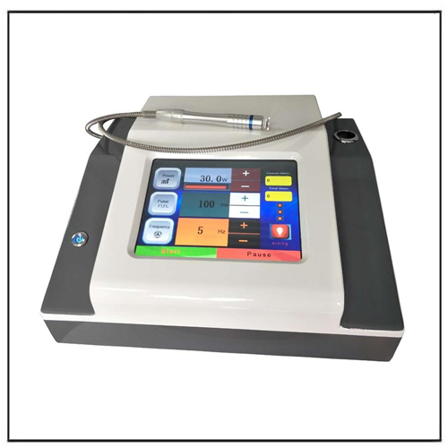 Portable 980nm Laser Vascular Lesions Removal Machine