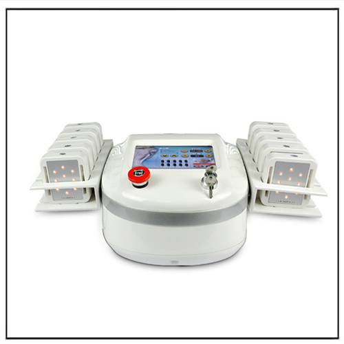 650nm Diode Laser Slimming Machine with 10 Pads Lipo