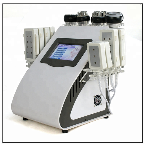 Cavitation RF Lipolaser Multifunctional Slimming System