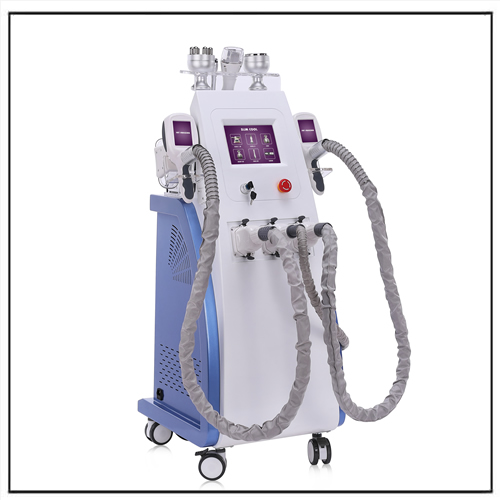 Cryolipolysis Cryotherapy Vacuum RF Cavitation Equipment