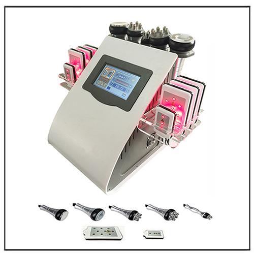 Lipo Laser Cavitation RF Vacuum Slimming Machine