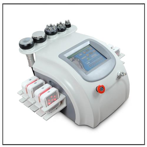 MultiFunction Cavitation RF Vacuum Slimming Lipo Laser Machine