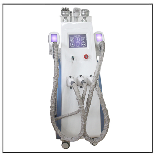 Multifunction RF Laser Vacuum Cryolipolysis Slimming Machine