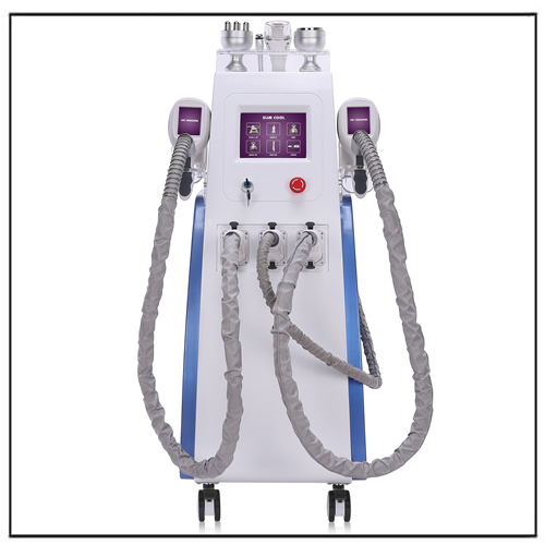 Professional 40K Cavitation Vacuum RF Cryolipolysis Shaping Machine